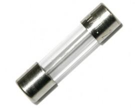 Fusivel de vidro 2A 5x20