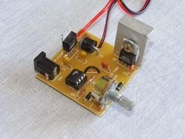 Controlador PWM 12V 20A