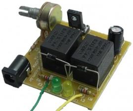 Controlador de motor 24V 0,5A . Sentido de giro e velocidade