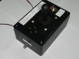 Controlador de motor para Girocam